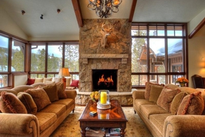 Mountain Home with Spectacular Views for Sale in Keystone, Colorado