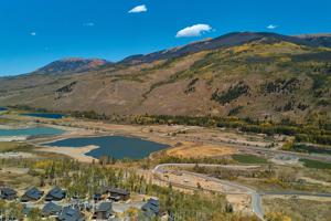 Amazing Lot Right On the Golf Course for sale in Silverthorne, Colorado